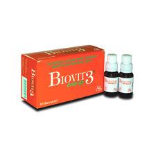 Biovit 3 Complément Alimentaire pour Fatigue Physique Mentale