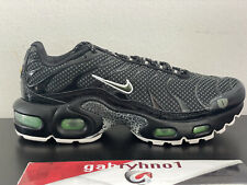 "Nike Air Max Plus QS GS ""Crocodile"" CV2392-001 Boys Size 4.5Y / Women's Size 6"