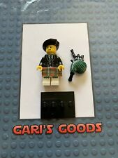 Lego Series 7 RARE Bagpiper Minifigure !! NEW !!