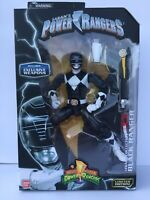 Power Rangers BLACK RANGER Legacy Collection Mighty Morphin Exclusive Weapons
