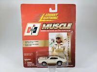 2000 JOHNNY LIGHTNING HURST MUSCLE LINDA VAUGHN HURST #7 NEW 1/64 DIECAST