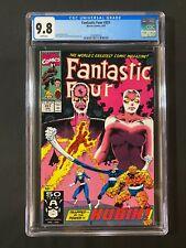 Fantastic Four #351 CGC 9.8 (1991)