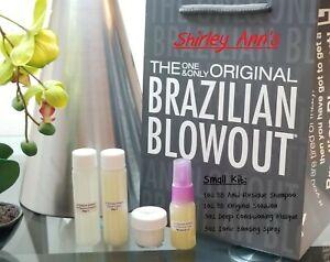 Brazilian Blowout Original Solution - 1oz Kit w/ Ionic Bonding Spray