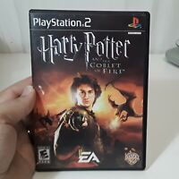 Harry Potter and the Goblet of Fire (Sony PlayStation 2, 2005)