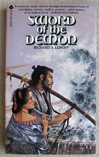Sword of the Demon by Richard A. Lupoff PB 1st Avon 37911 - exotic odyssey
