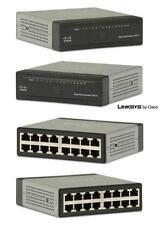 Linksys / CISCO 16-Port 10/100 Desktop Switch SD216
