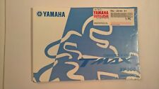 NOS Genuine Yamaha Owner's Manual Handbook 5GJ-28199-E1 T-MAX XP500 02 Owners