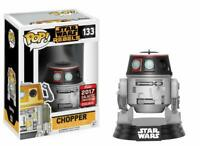 S2 Funko Pop Exclusive Chopper Star Wars Rebels 133