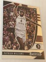 Patrick Williams 2020-21 Panini Prizm Draft Picks Rookie RC card #60 Bulls