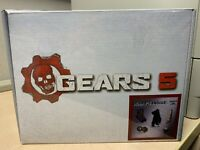 Gears of War 5 CultureFly Set Brand New 2019 Limited Edition Factory Wrapped