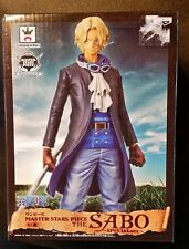 BANPRESTO MASTER STARS ONE PIECE THE SABO FIGURE NEW IN BOX