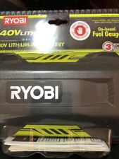 Ryobi 40V Lithium-Ion Battery OP4026A Large High Capacity