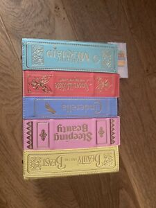 Loungefly Disney Stitch Shoppe Princess Books Handbag