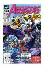 The Avengers #316 (Apr 1990, Marvel) CGC 9.6
