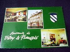 LOVELY OLD PPC~ VITRY-LE-FRANÇOIS~HOTEL DE LA CLOCHE