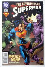 the adventure of superman 534