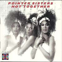 (CD) The Pointer Sisters - Hot Together (1986)
