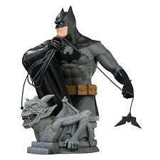 Heroes of the DC Universe BATMAN bust~Pacheco~DC Direct~Justice League~NIB