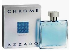 Chrome by Azzaro 3.4 oz EDT Cologne for Men New In Box