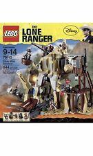 LEGO 79110 BNISB Lone Ranger Silver Mine Shootout Rare Retired (TAX FREE) Tonto