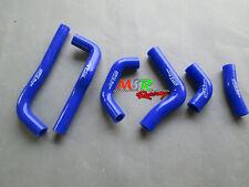 FOR HONDA CRF450R CRF 450 R 2002 2003 2004 silicone radiator hose blue