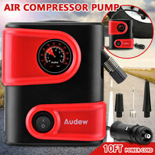 Portable DC 12V 150PSI Air Compressor Auto Car Bike Tire Inflator Pump Electric
