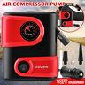 Portable DC 12V 150PSI Air Compressor Auto Car Bike Tire Inflator Pump Electric