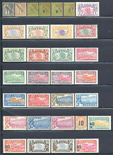 French Reunion 1891-1940 Better Collection Mint CV$282.05
