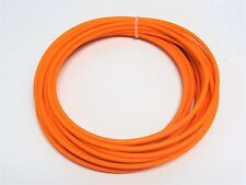 AUTOMOTIVE WIRE 10 AWG HIGH TEMP GXL WIRE ORANGE 500 FT ON A SPOOL MADE IN U.S.A