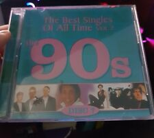 The Best Singles Of All Time Vol. 2 - The 90s - MUSIC CD -FREE POST
