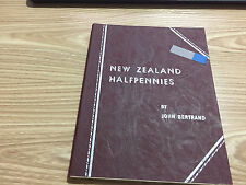 NEW ZEALAND PRE DECIMAL 1933-1965 HALF PENNIES COIN SET!!!RARE