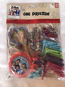 One Direction 1D Birthday Favor Bag Fillers Party Pack
