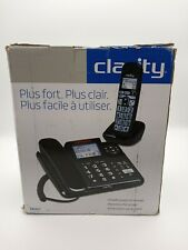 Clarity E814CC 40Db Amplified Cord/Cordless Phone
