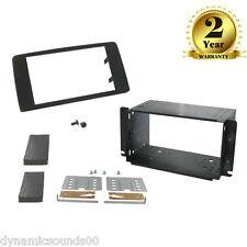 CT23MN01 Double Din Stereo Radio Facia Fascia Panel Fitting Kit For MAN TGX 08>