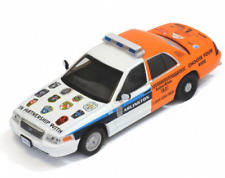 IXO  Ford Crown Victoria Arlington Police Taxi 2012  1/43 MOC161 model car