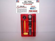 90258 * LEE CLASSIC LOADER SET * 357 MAGNUM