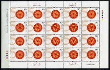 China PRC 2006-21 All-China Federation of Returned Overseas Chinese 3794 Sheet