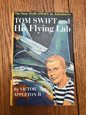 Tom Swift Jr book, HC, Good Condition, Little wearG