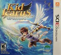 Kid Icarus: Uprising Nintendo 3DS [Stand AR Cards Fantasy Action Online] NEW