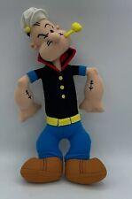 "Sugarloaf 2012 Popeye the Sailor Man plush stuffed animal 14"" collectible"