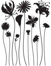 Selbstklebende Deko-Aufkleber mit Blumen- & Garten-Thema