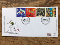 GB FDC 1999 Travellers Tale, Dumfries Pmk