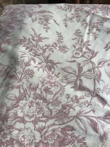 laura ashley curtains Chalk Pink Picardie