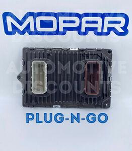 2013 Dodge Ram 5.7L A/T Ecu Ecm Pcm Engine Computer PLUG-N-GO 05150679