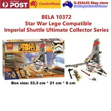 Star Wars Lego Compatible Imperial Shuttle Ultimate Collector Series 246 pcs Toy