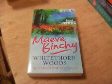 Whitethorn Woods by Maeve Binchy (2006, Paperback)   r