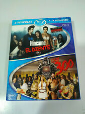 Hincame el Diente + Casi 300 - 3 x Blu-Ray + Extras Español Ingles