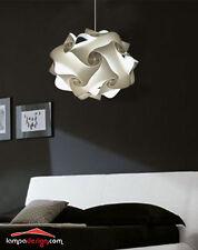 Lampadario cucina Sospensione design camera MONTATO Illuminazione casa led