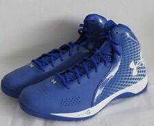 UNDER ARMOUR MICRO G TORCH MEN BASKETBALL SHOES SIZE 12M/13.5W ROYAL BLUE
