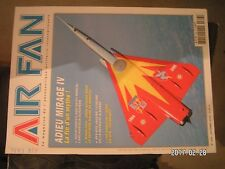 **f Air Fan n°323 Adieu Mirage IV / EH101 Merlin / Lartigue Tafaraoui
